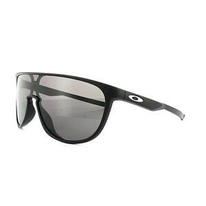 3a51c4d58c8 Image is loading Oakley-Sunglasses-Trillbe-OO9318-05-Matt-Black-Warm-