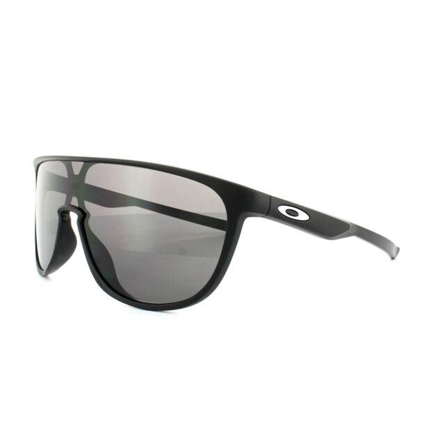 2903ce13c1a Oakley Sunglasses Trillbe Oo9318-05 Matt Black Warm Grey