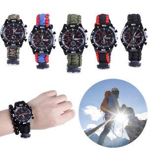 Bracelet-de-montre-exterieur-de-secours-de-survie-de-Paracord-avec-le-siffleIHS