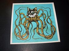 "NATE DUVAL Handbill Silkscreen Print YOU/'RE #1 4 X 6/"" like poster art"