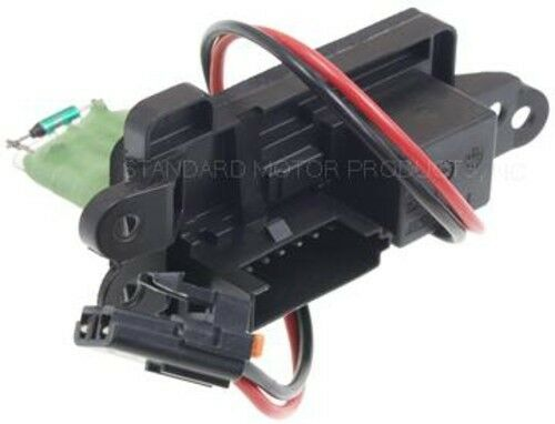 Heater Blower Motor Resistor for Buick Chevy GMC Isuzu Olds w// Manual A//C-RU377T