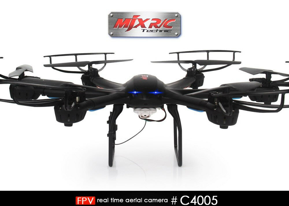 FPV WiFi 3d Pro Drone/Hexacopter M. Profi HD Live immagine telecamera c4005-Coming Home