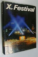 X. Festival Weltfestspiele der Jugend und Studenten Berlin 1973 DDR == Bildband