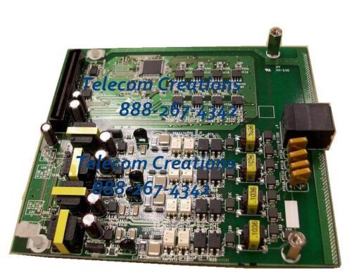 NEC UX5000 4-Port Loop//Ground-Start Trunk Daughter Board 0911074 IP3WW-4COIDB-LG