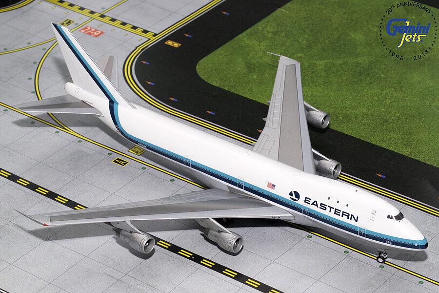 Gemini Jets 1 200 Scale Eastern Air Lines Boeing 747-100 N735PA G2EAL747