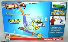 Hot Wheels Wall Tracks Toy Set See saw Smash Toy Car Included, Super Lift, GIFT*