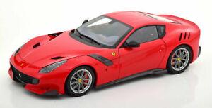 Ferrari F12 TDF rosso-corsa (322) 2016 - 1:18 BBR Die-Cast