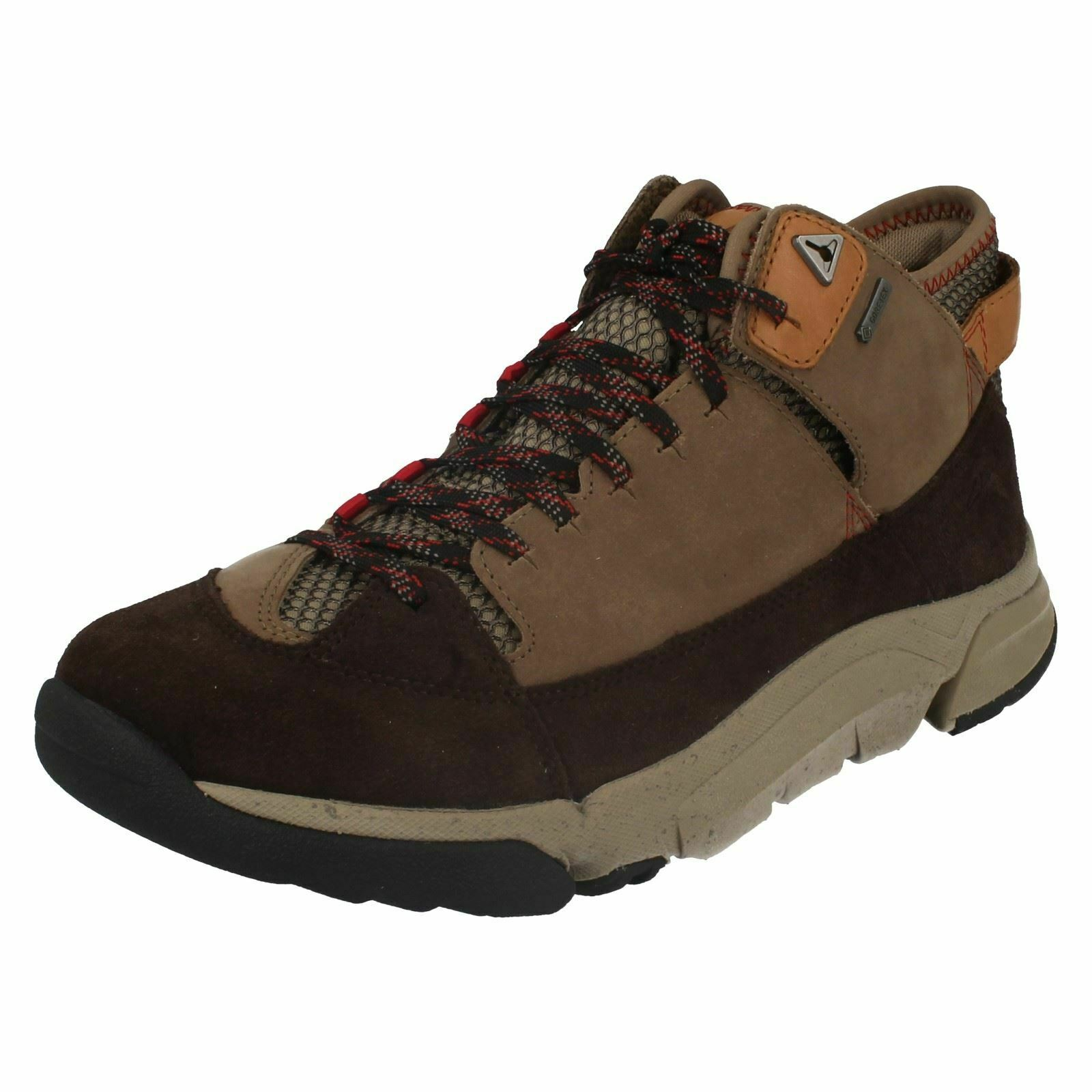 Mens Clarks Outdoor Gore-Tex Boots Tri Outflex GTX