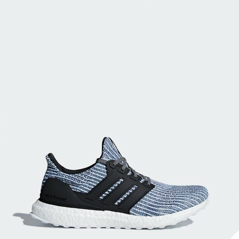 Adidas Running Ultra Boost Parley 4.0 Blue Spirit Men Ultraboost BC0248 Size4 12