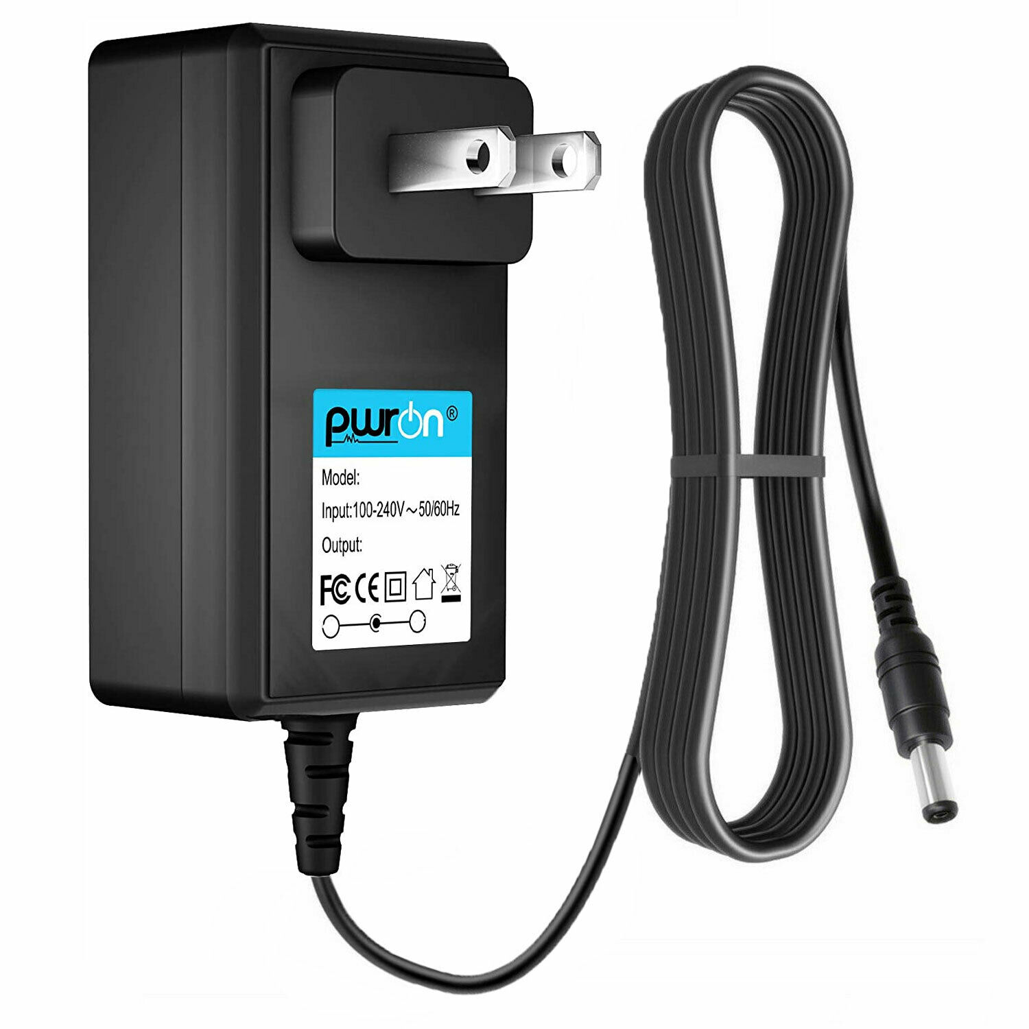 PwrON PSU 7.5V AC Adapter Charger For iHome U075180D43 Charger Switching Power