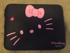 Momoberry Hello Kitty Sanrio HTF Laptop Sleeve Zippered Padded Laptop Case Cute!