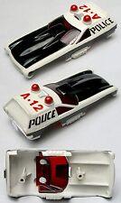1977 Aurora AFX G+ G-PLUS SMOKIES MAGNUM WAGON HO Slot Car BODY Screecher Unused