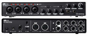 Steinberg UR44 Audio Interface Drivers for Mac