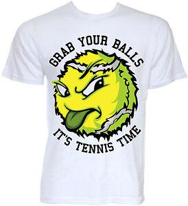 4bf6103f TENNIS T-SHIRTS MENS FUNNY COOL NOVELTY TENNIS PLAYER RUDE SLOGAN ...