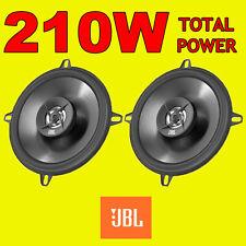 Jbl 210w total 2way 5.25 Pulgadas 13cm coche door/shelf Altavoces Coaxiales Negro Par