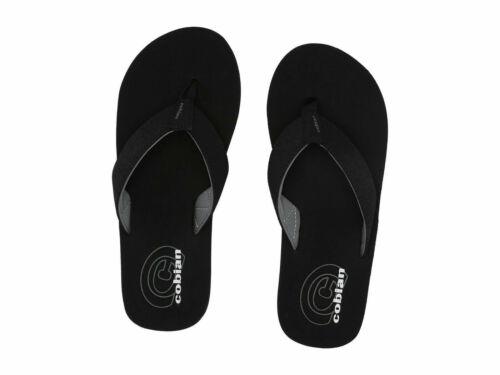 Men Cobian Floater Flip Flop Sandal FLT18-001 Black 100/% Original Brand New