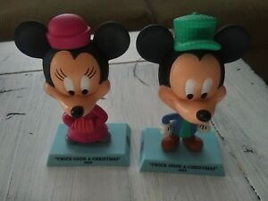Mickey Mouse Twice Upon A Christmas.Details About Disney Holiday Treasures Upper Deck Mickey Mouse Minnie Twice Upon A Christmas