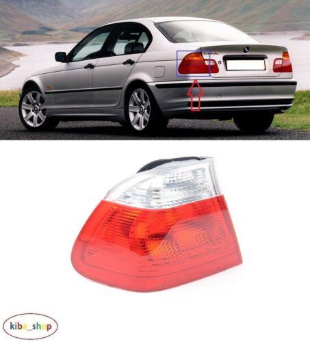 1998-2001 Lampada Posteriore Fanale Posteriore Esterno parte Sinistro N//S BERLINA BMW 3 E46