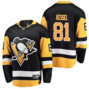 reputable site 62b70 c5973 Details about Pittsburgh Penguins Jersey #81 Phil Kessel
