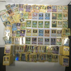 Pokemon-Cards-Lots-Vintage-1st-Edition-Holo-Ex-Ultra-Rare