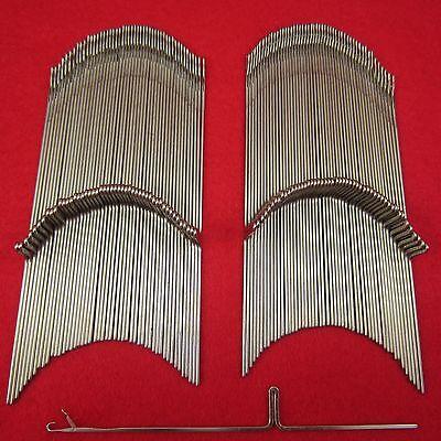 NEU 50 Nadeln für Strickmaschinen Empisal 100 und 250 Knitting Machine Needles