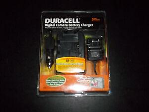Duracell-Digital-Camera-Battery-Charger-NIB
