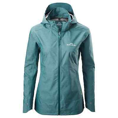 NEW Kathmandu Lawrence Women's ngx Windproof Waterproof Outdoor Rain Jacket v2