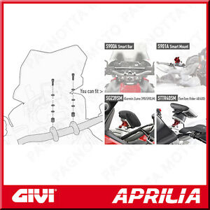 KIT VITERIA PER LO SMART BAR S900A S901A SU S901A APRILIA SHIVER / ABS 750 10>16