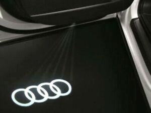 MINI LOGO LED Einstiegsbeleuchtung Türlicht Shadowlight S Design 2014/>/> Racefoxx