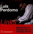 Links * by Luis Perdomo (CD, Jun-2013, Criss Cross)