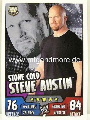 Slam attax rumble-stone cold steve austin-Legends