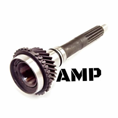 Jeep Toyota AX5 transmission 27 tooth 14 spline input shaft 87-up