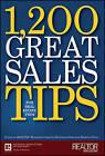 1,200 Great Sales Tips for Real Estate Pros by Mariwyn Evans, Realtor Magazine (Hardback, 2006)