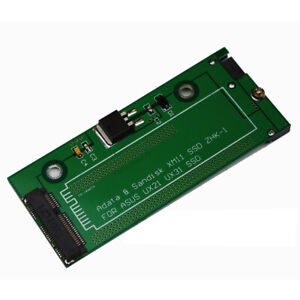 SSD-to-SATA-Adapter-for-Sandisk-U100-and-Adata-XM11-Asus-UX21-UX31-Adaptor