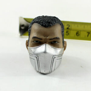 Te17 15 Dreamex 1 6th Ninja Turtles Shredder Head Sculpt Mask
