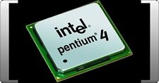 INTEL PENTIUM 4 IV PROZESSOR 2,8 GHZ FSB 800 SL6WJ SOCKEL 478 512 KB CPU