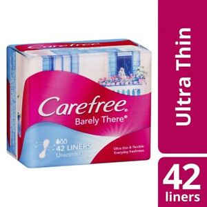 Carefree Barely There Liners 42pk