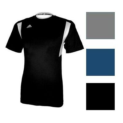 adidas Men's ClimaLite Utility Short Sleeve Shirt Athletic Running Crew Neck Tee