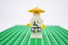Lego Ninjago Sensei Wu minifigure from set 9450 Epic Dragon Battle njo064