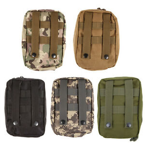 Image Is Loading Airsoft Molle Tactical Medical Bag Military First Aid