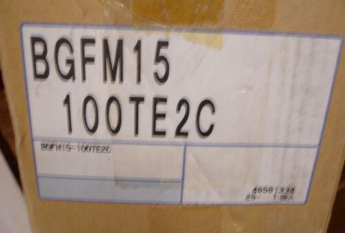 NEW Brother Gear Motor BGFM15-100TE2C 100-1 Ratio 1//20th HP 3PH 208-230 Volt