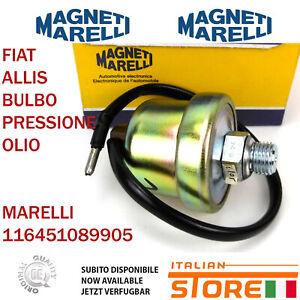 FIAT-ALLIS-BULBO-TRASMETTITORE-SENSORE-PRESSIONE-OLIO-MARELLI-116451089905