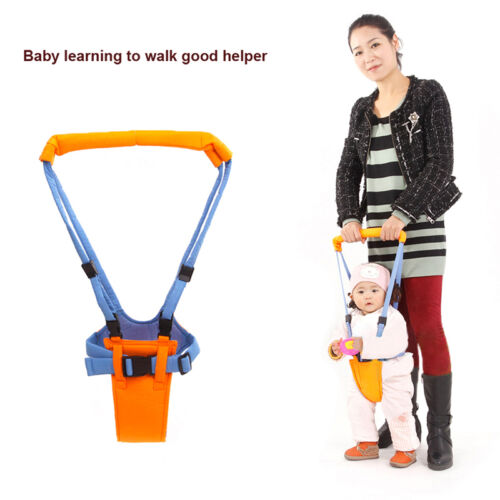 Neu Infant Kids Baby Safety Walking Belt Strap Harness Assistant Walker 2 hhdd`