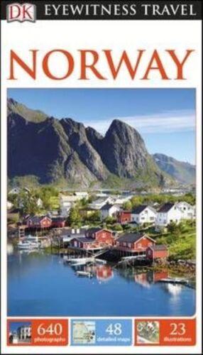 1 of 1 - Good, DK Eyewitness Travel Guide Norway, DK Travel, Book