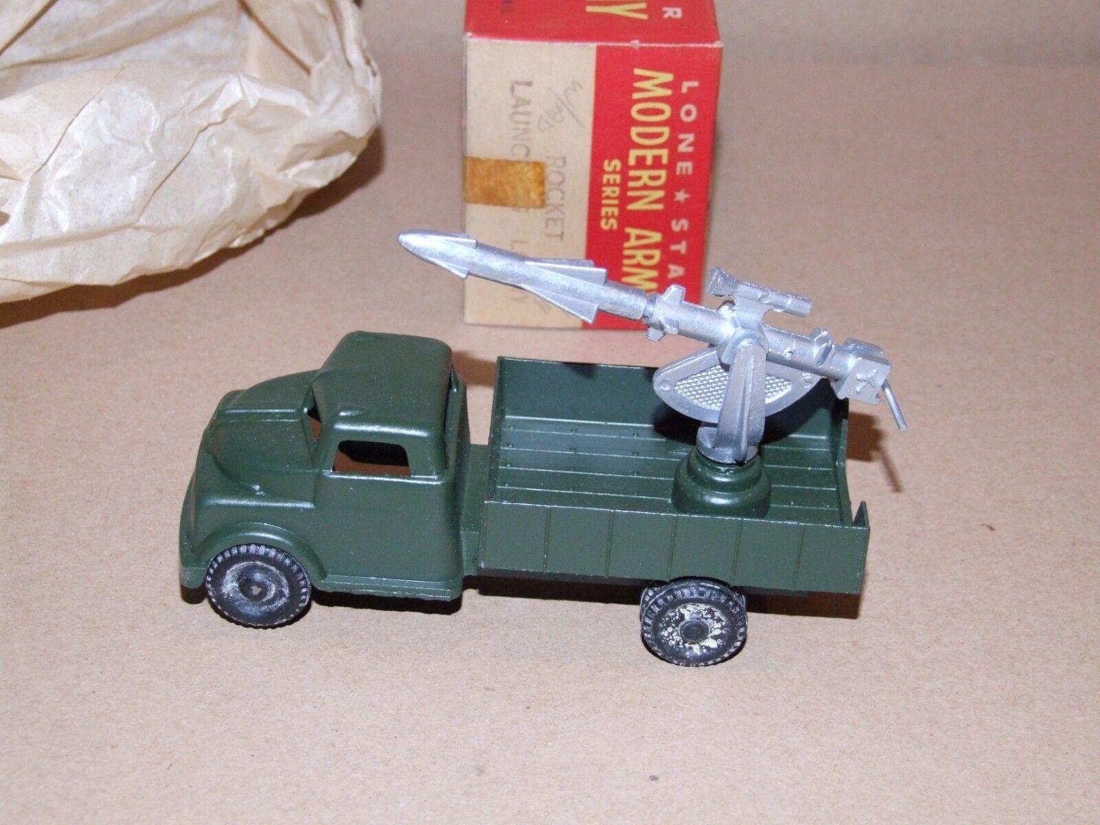 Lone Star armée moderne série roquettes Camion