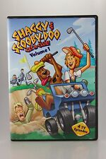 """""""SHAGGY & SCOOBY-DOO GET A CLUE""""  VOLUME ONE 4 EPISODES"""