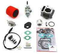 Honda Ct70 1991-1994 88cc Bore Kit, 20mm Carb Kit & Cam For Stock Head