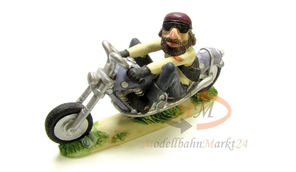 qualità autentica Biker SU MOTO-massa MOTO-massa MOTO-massa personaggio STe modellolo-Misura circa 17,5 x 10 x 6 cm  acquista marca