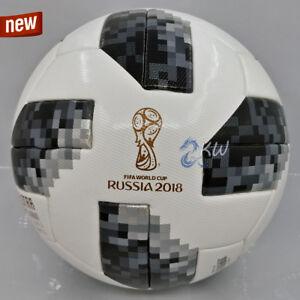 Details Zu Adidas Telstar 18 Russia World Cup 2018 Official Soccer Match Ball Size 5 A