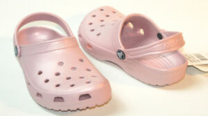 dce6b44fb58c CLOSEOUT Crocs Kids Classic Cayman Cotton Candy (Pink) Size M2 W4 or ...